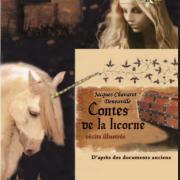 Première de couverture Contes de la licorne