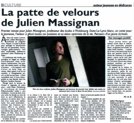 Julien massignan