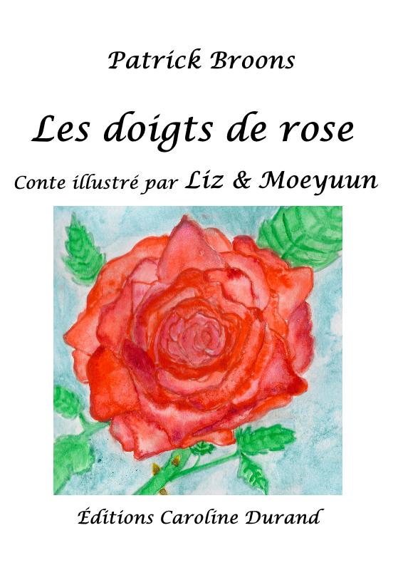 Les doigts de rose premiere de couverture